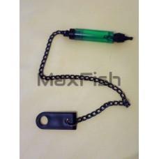 Свингер на цепочке без подключения зеленый