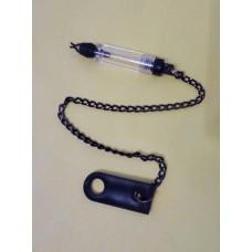 Свингер на цепочке без подключения прозрачный