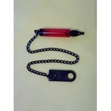 Свингер на цепочке без подключения красный