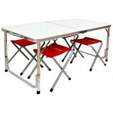 Туристический стол со стульями Libao