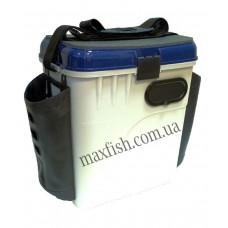 Ящик зимний Aquatech 1870-К с боковыми карманами