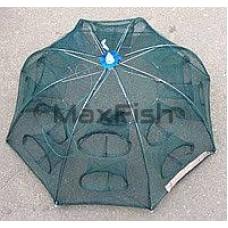 Раколовка зонт на 20 входов