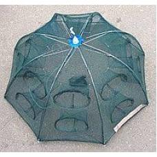 Раколовка зонт на 16 входов