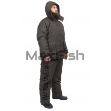Зимний костюм для рыбалки Таслан зеленый
