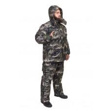 """Зимний костюм для рыбалки и охоты """"Ситка зеленый"""""""