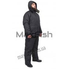"Зимний костюм для рыбалки и охоты ""Таслан"" серый"