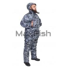 Зимний костюм для рыбалки и охоты Зимний камыш