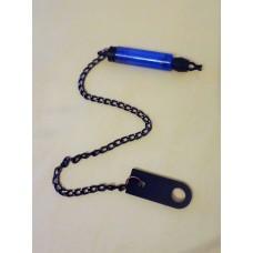 Свингер на цепочке без подключения синий